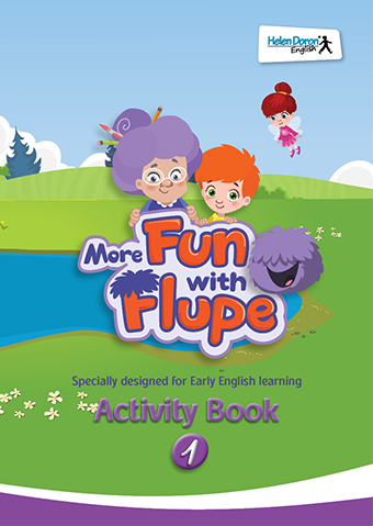 Mira dentro - More Fun with Flupe‎