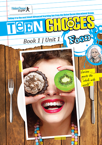 Mira dentro - Teen Choices (B1)‎