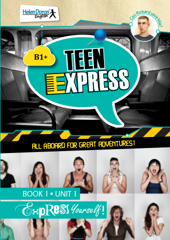 Mira dentro - Teen Express (B1+)‎